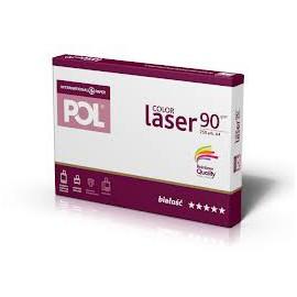 Papier POL COLOR Laser 90g ryza