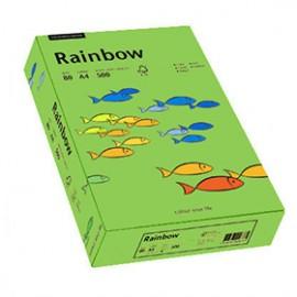 Papier RAINBOW 160g przygaszona zieleń -75