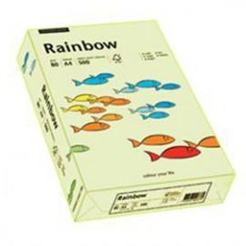 Papier RAINBOW 160g blado zielony