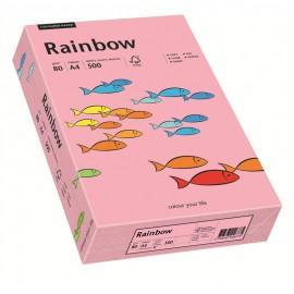 Papier RAINBOW 160g różowy