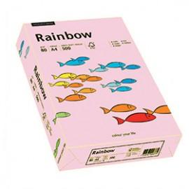 Papier RAINBOW 160g jasny różowy