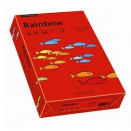 Papier RAINBOW 160g ciemno czerwony