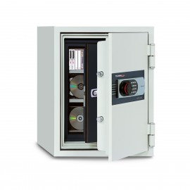 Sejf o podwyższonej odporności na ogień TECHNOFIRE na nośniki danych 070SDE