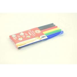 Flamastry FABER-CASTELL 6 kolorów