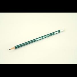 Ołówek HB STABILO z gumką