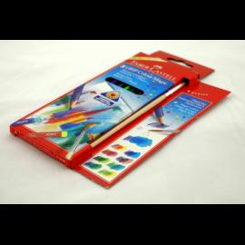 Kredki FABER-CASTEL Grip Magic zestaw 8 kolorów