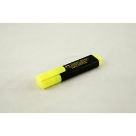 Zakreślacz FABER-CASTELL żółty