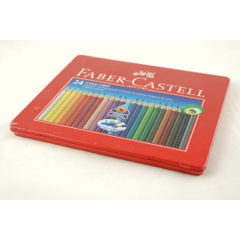 Kredki akwarelowe FABER CASTELL Grip 2001 24 kolory