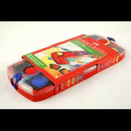 Farby akwarelowe FABER-CASTELL Connector 12 kolorów