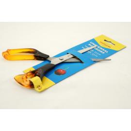 Nożyczki 21.5cm TITANUM bursztynowe