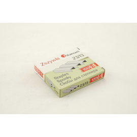 Zszywki 23/13 TITANUM 1000 sztuk