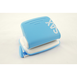 Dziurkacz na na 20 kartek SAX Design 318 jasnoniebieski
