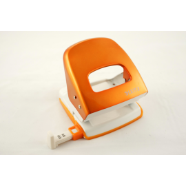 Dziurkacz LEITZ 5008 pomarańczowy