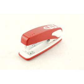 Zszywacz na 25 kartek SAX Design 239 czerwony