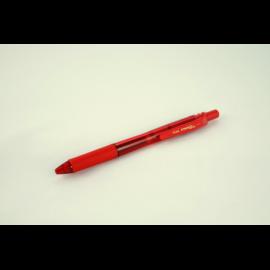 Pióro kulkowe żelowe PENTEL EnerGel 107 czerwone