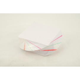 Kartki do notowania PROTOS kręcone białe