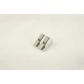 Temperówka TQ metalowa 2 otwory