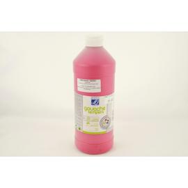 Farby tempera Gralux 1L różowa