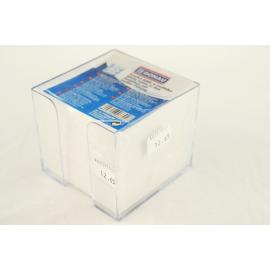 Kartki do notowania w kostce w opakowaniu plastikowym