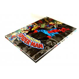Zeszyt A4 96k w kratkę PASO MARVEL Spiderman