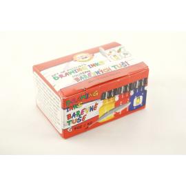 Tusz kreślarski KOH-I-NOOR mix 6 kolorów