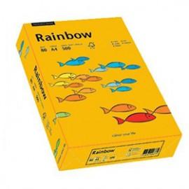 Papier RAINBOW 160g jasny pomarańcz
