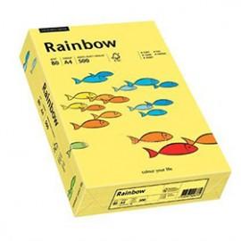 Papier RAINBOW 160g słoneczneczny żółty