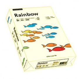 Papier RAINBOW 160g kremowy