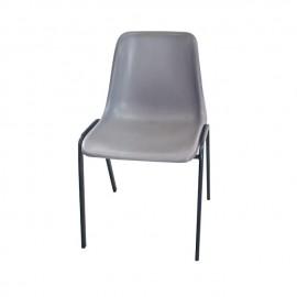 Krzesło konferencyjne MAXI szare