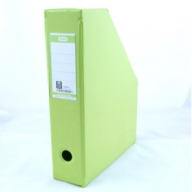 Segregator biurowy jasno zielony