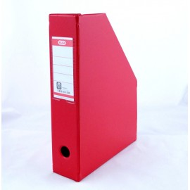 Segregator biurowy czerwony