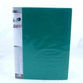 Album ofertowy TITANUM A4/60 koszulek zielony