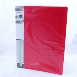 Album ofertowy TITANUM A4/60 koszulek czerwony