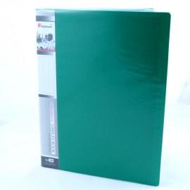Album ofertowy TITANUM A4/10 koszulek zielony