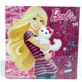PODOBRAZIE z nadrukiem Barbie