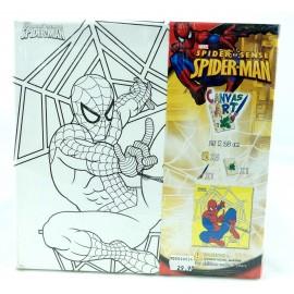 PODOBRAZIE z nadrukiem i wyposażeniem Spider-Man