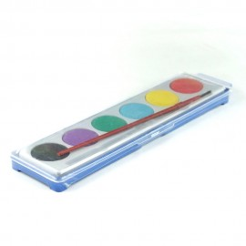 Farby akwarelowe TITANUM 6 kolorów