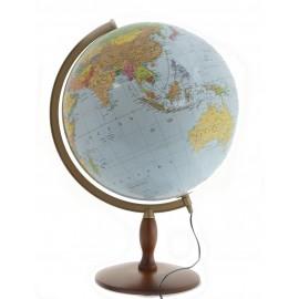 Globus fizyczny podświetlany 420mm