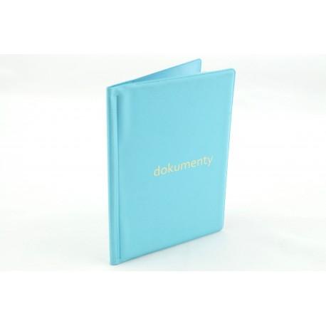 Okładka PANTAPLAST na dokumenty kolorowa