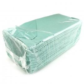 Ręczniki ZZ 4000szt zielone