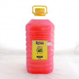 Mydło w płynie 5L ROSA różowe