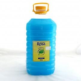 Mydło w płynie 5L ROSA niebieskie