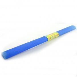 Bibuła 200x50cm niebieska