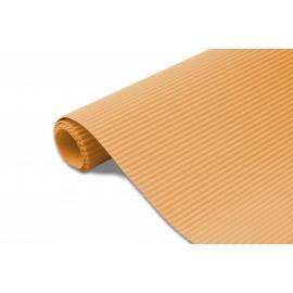 Karton falisty 50x70 pomarańczowy brokatowy