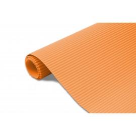Karton falisty 50x70 pomarańczowy fluo
