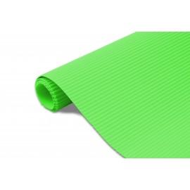 Karton falisty 50x70 zielony fluorescencyjny