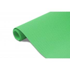 Karton falisty 50x70 zielony metalik