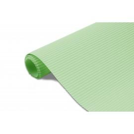 Karton falisty 50x70 zielony pastelowy