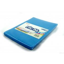 Filc A4/10szt niebieski