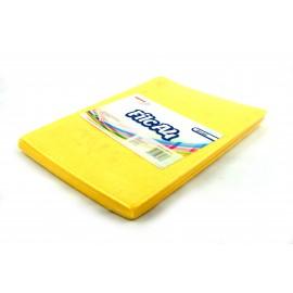 Filc A4/10szt żółty